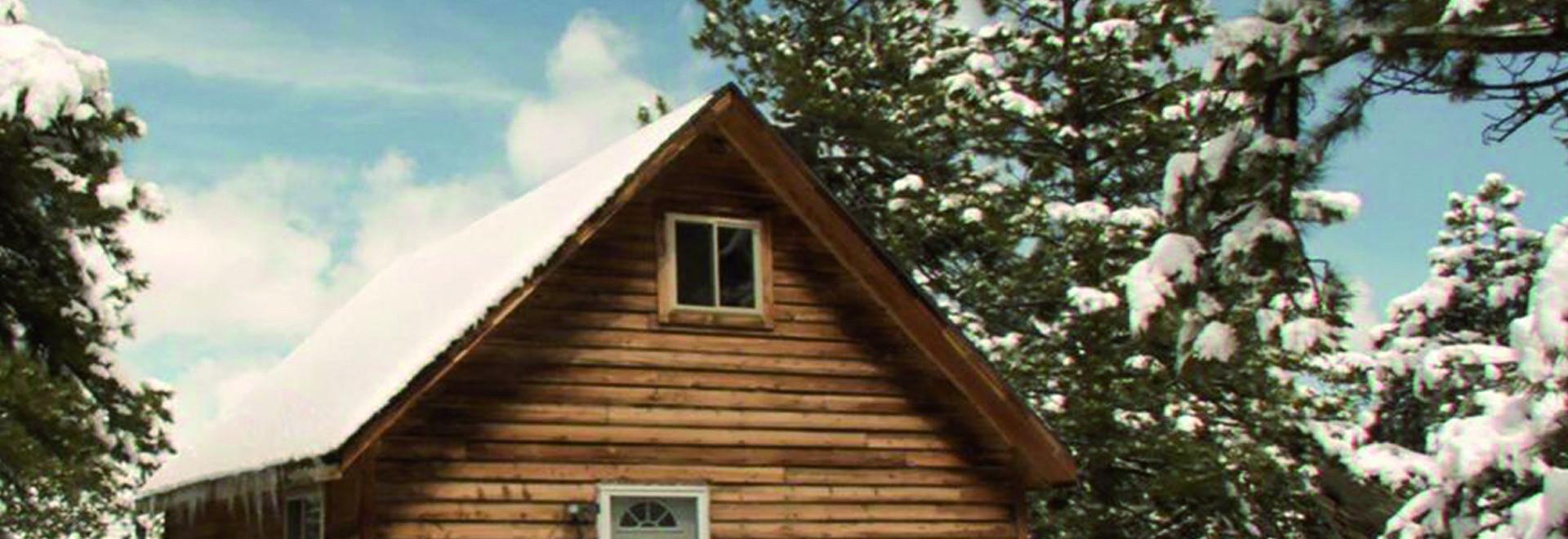 La casa in montagna