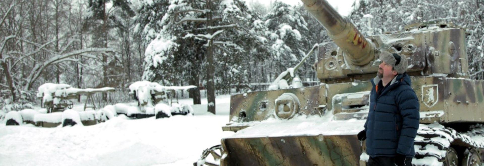 Le mega strutture di Hitler: operazione Russia