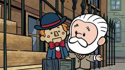 Io sono Alexander Graham Bell