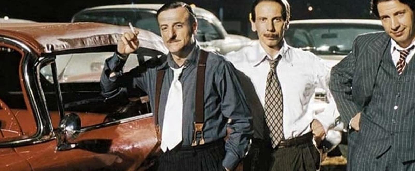 La leggenda di Al, John & Jack