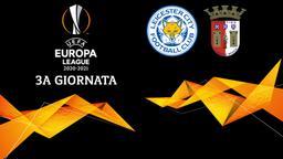Leicester - Braga. 3a g.