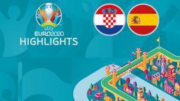 Croazia - Spagna. Ottavi