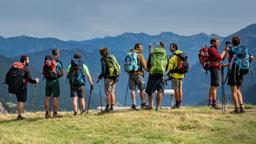 RED - Va' sentiero: l'Italia a piedi - Stag. 1 Ep. 7 - Toscana - La montagna dei giovani