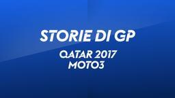 Qatar 2017. Moto3