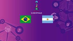 Brasile - Argentina
