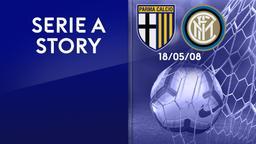 Parma - Inter 18/05/08