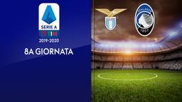 Lazio - Atalanta. 8a g.