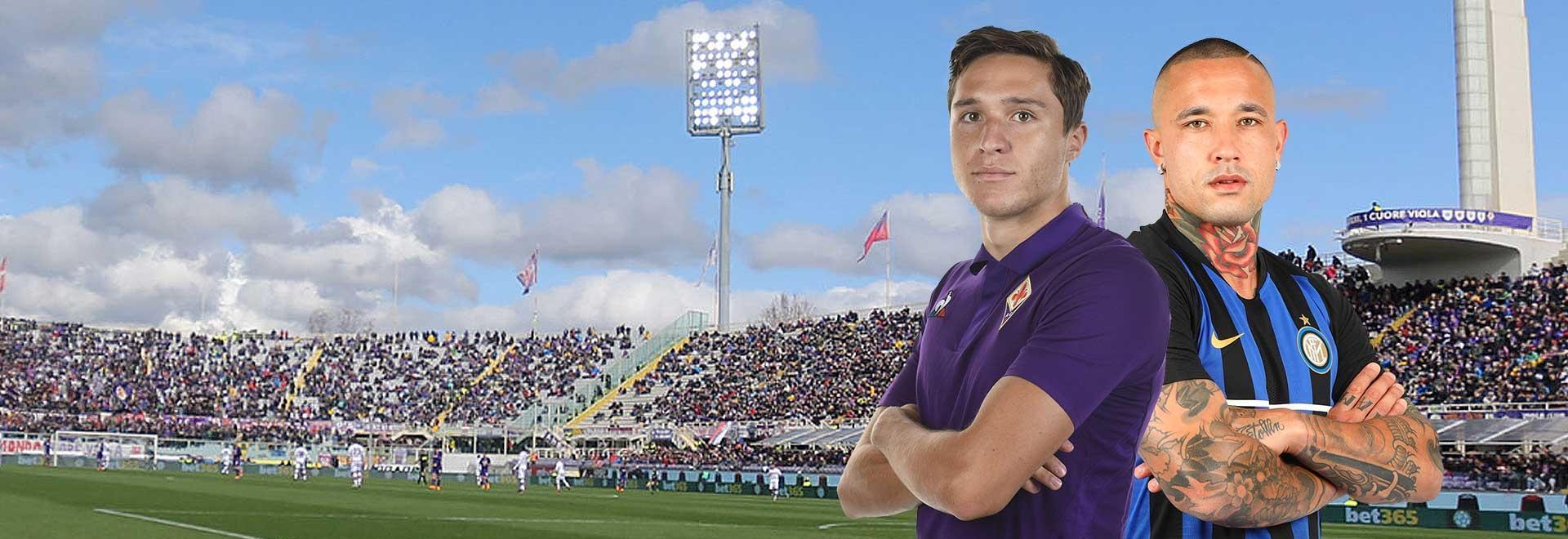 Fiorentina - Inter. 25a g.