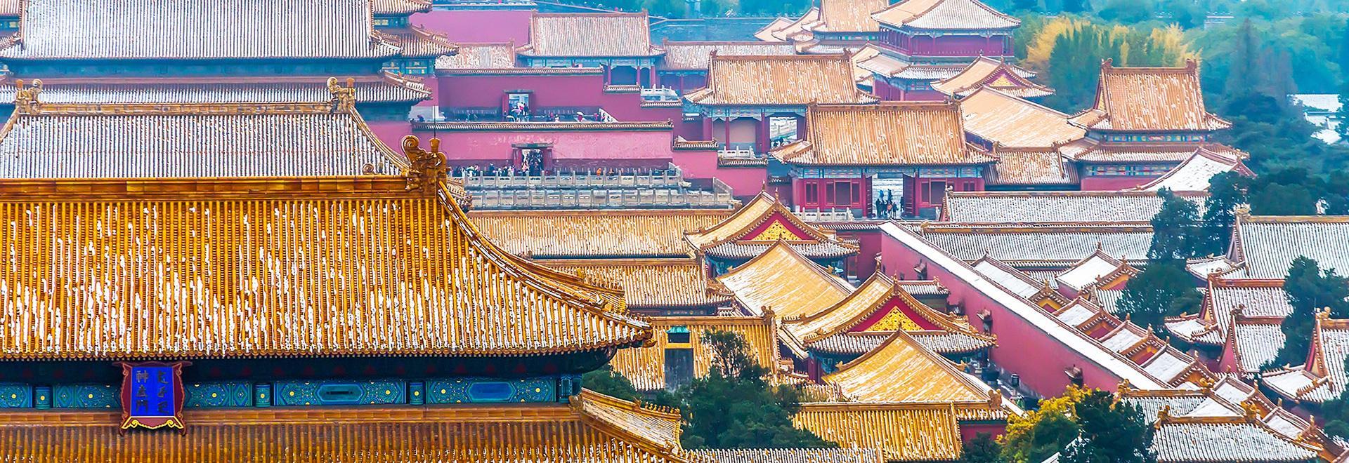 Mega costruzioni: le meraviglie della Cina