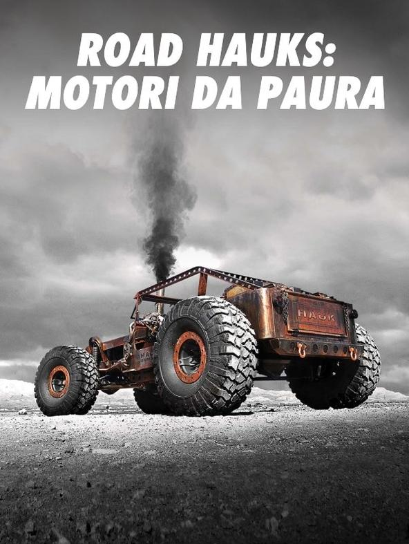 S1 Ep3 - Road Hauks: motori da paura
