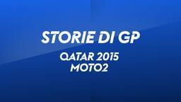 Qatar, Losail 2015. Moto2