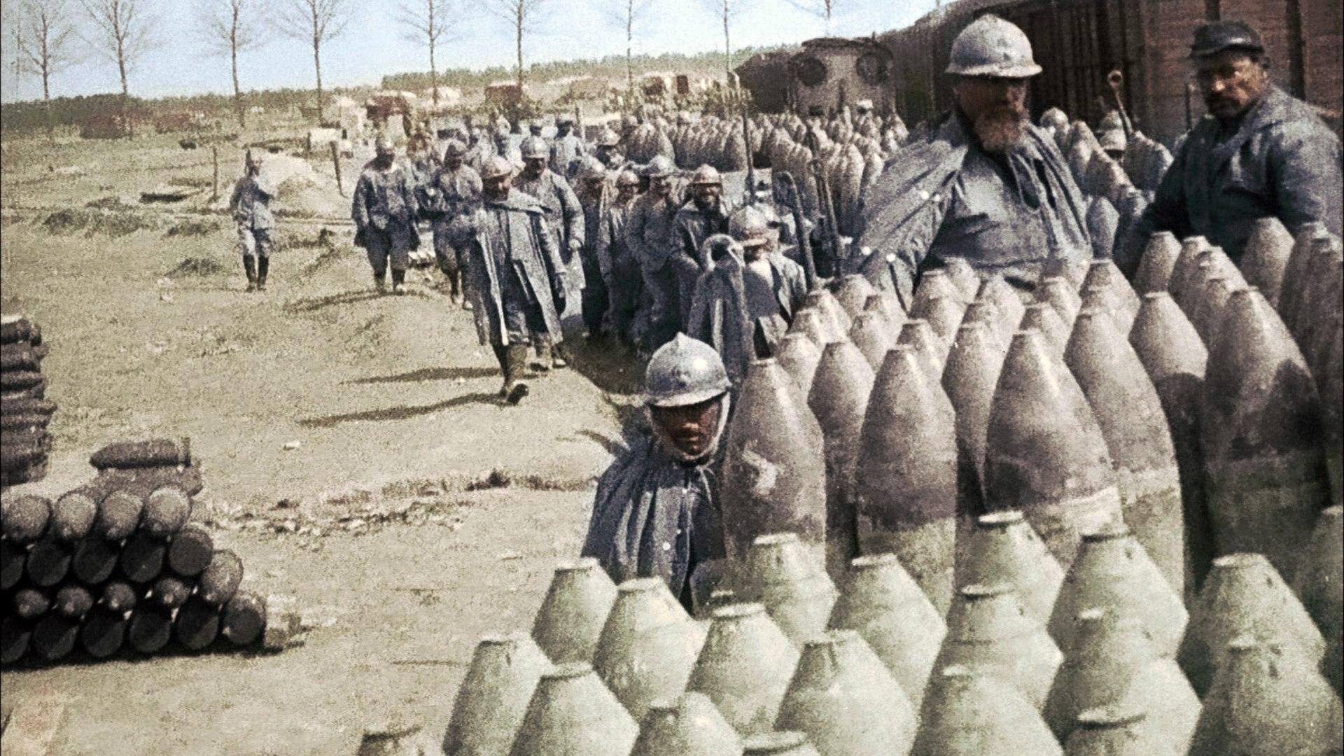 NationalGeo +1 14-18 La grande guerra