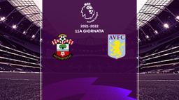 Southampton - Aston Villa