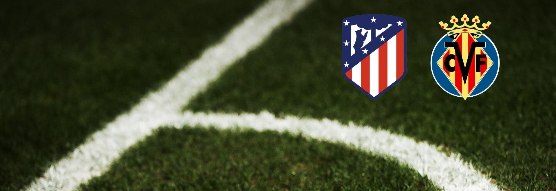 Atlético Madrid - Villarreal. 5a g.