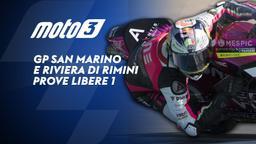 GP San Marino e Riviera di Rimini. PL1