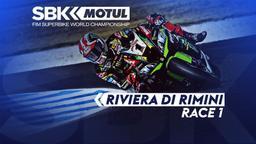 Riviera di Rimini. Race 1