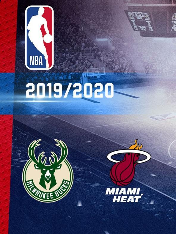 NBA: Milwaukee - Miami