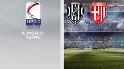 Cesena - Matelica. Playoff 2° turno