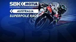 Australia. Superpole Race