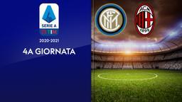 Inter - Milan. 4a g.