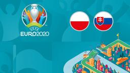 Polonia - Slovacchia. 1a g. Gruppo E