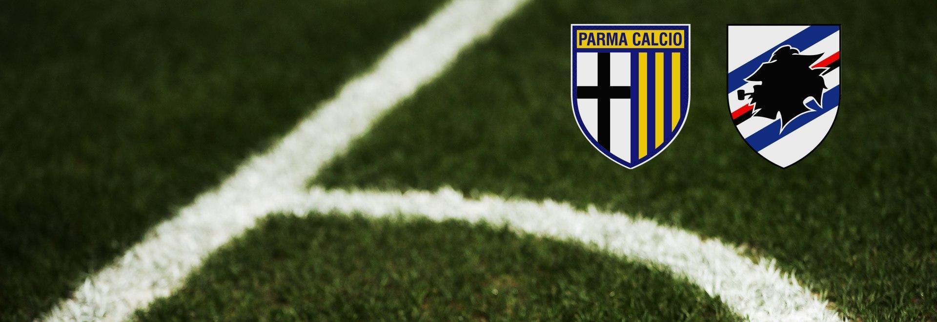 Parma - Sampdoria. 34a g.