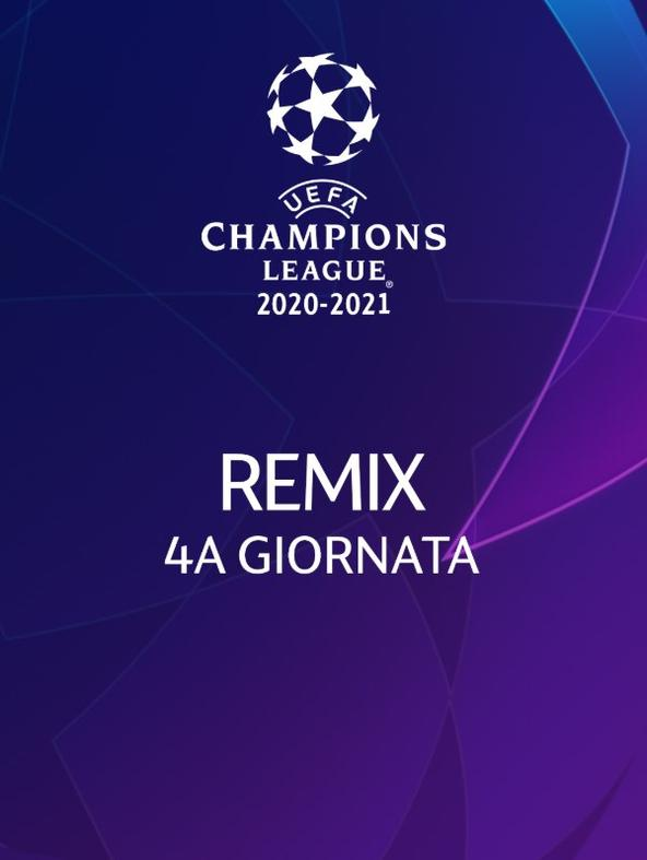 UEFA Champions League Remix: 4a g.