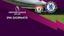 Liverpool - Chelsea. 29a g.