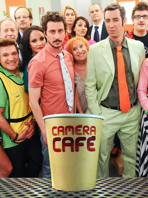 S1 Ep180 - Camera Cafe'