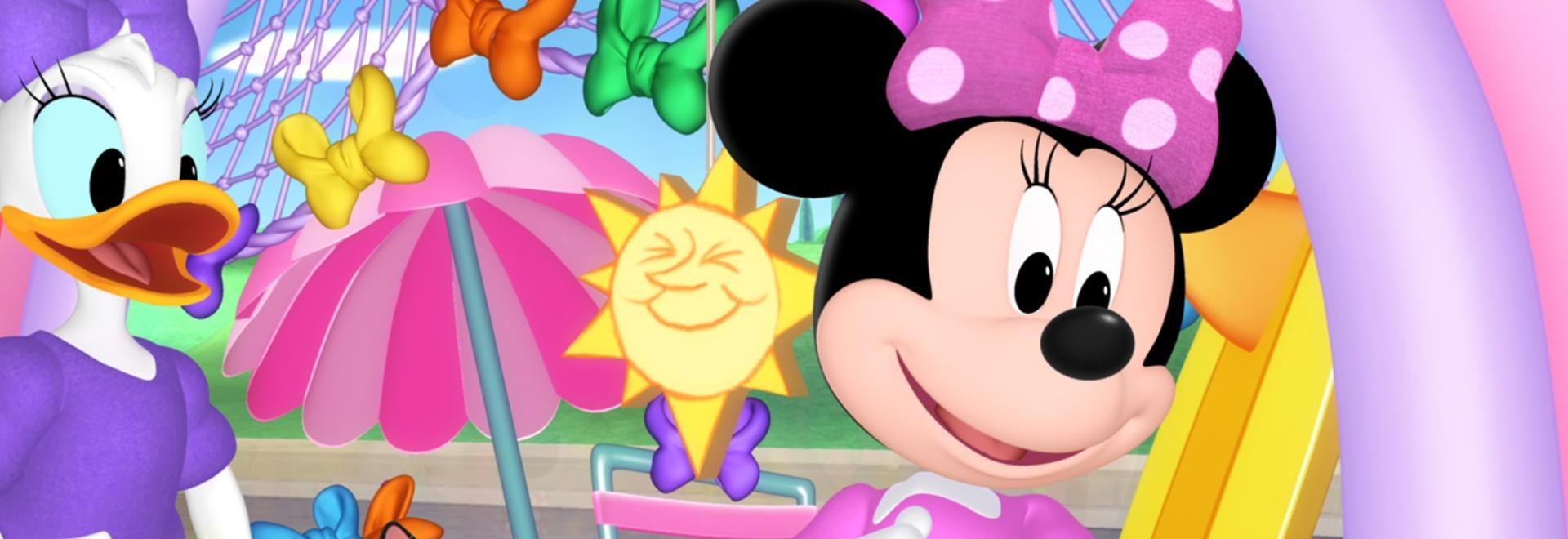Minnie Toons - Stag. 2 Ep. 19 - Le nuove babysitter