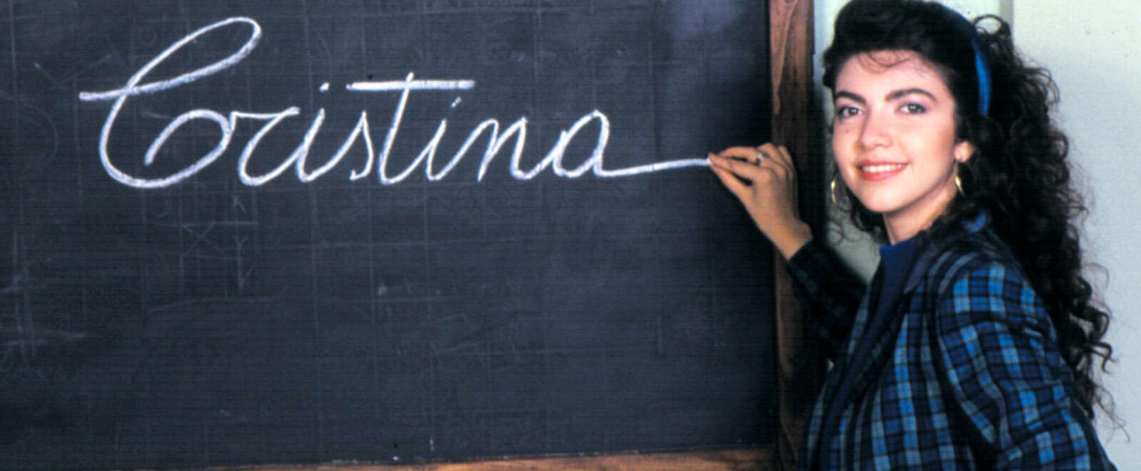 Arriva Cristina