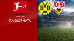 Borussia Dortmund - Stoccarda. 11a g.