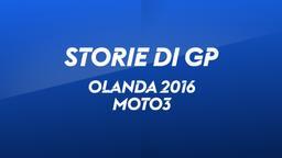 Olanda, Assen 2016. Moto3