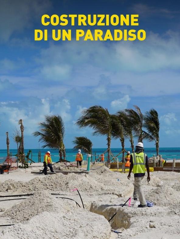 Costruzione di un paradiso - 1^TV