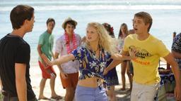 La festa sulla spiaggia