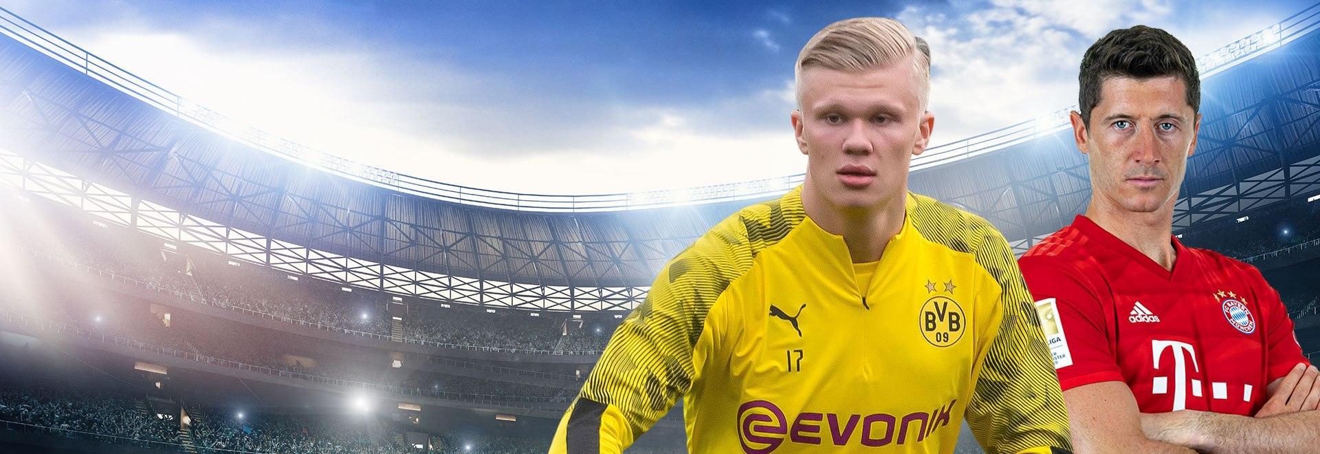 Borussia D. - Bayern M. 28a g.