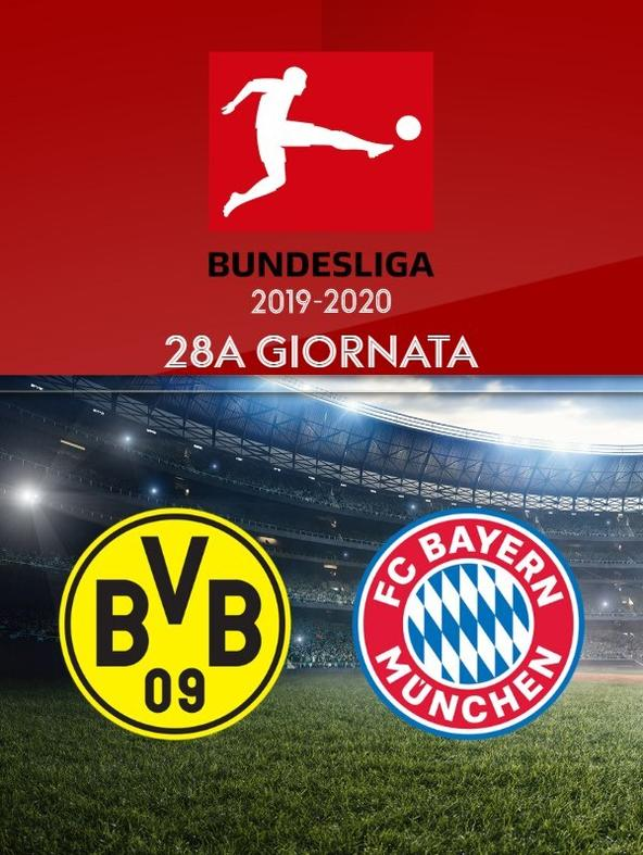 Borussia D. - Bayern M.  (diretta)