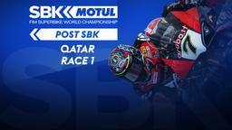 Qatar Race 1