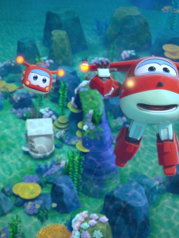 S5 Ep27 - Super Wings! - Super Cuccioli
