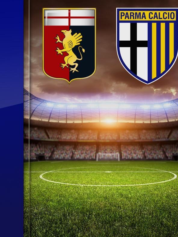 Genoa - Parma  (diretta)