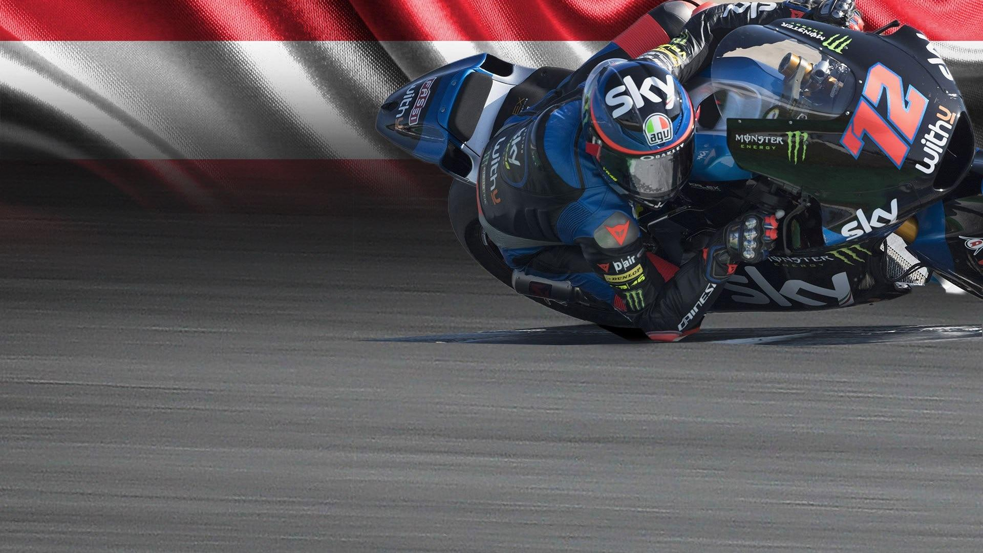 Sky Sport MotoGP Moto2 Gara: GP Austria