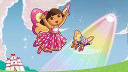 L'avventura di Dora nel regno delle sirene