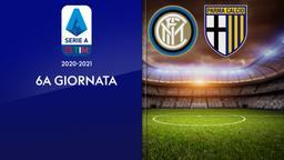 Inter - Parma. 6a g.