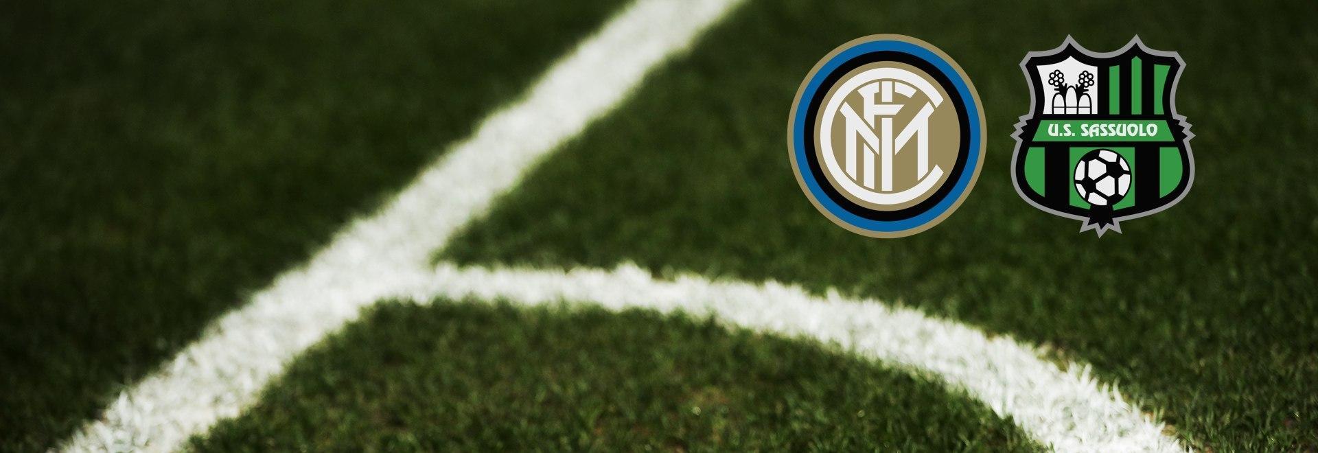 Inter - Sassuolo. 27a g.
