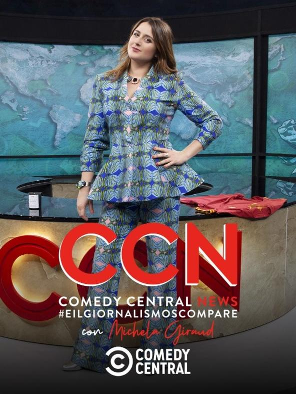 CCN - Comedy Central News - 1^TV