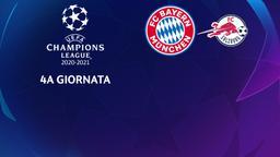 Bayern Monaco - Salisburgo. 4a g.