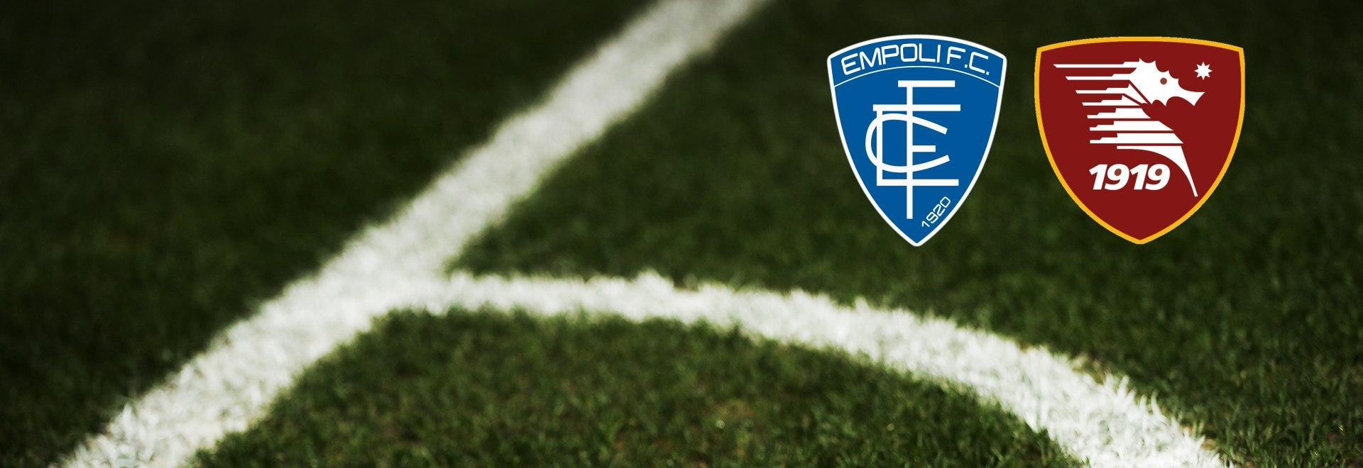 Empoli - Salernitana. 17a g.
