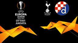 Tottenham - Dinamo Zagabria. Ottavi Andata