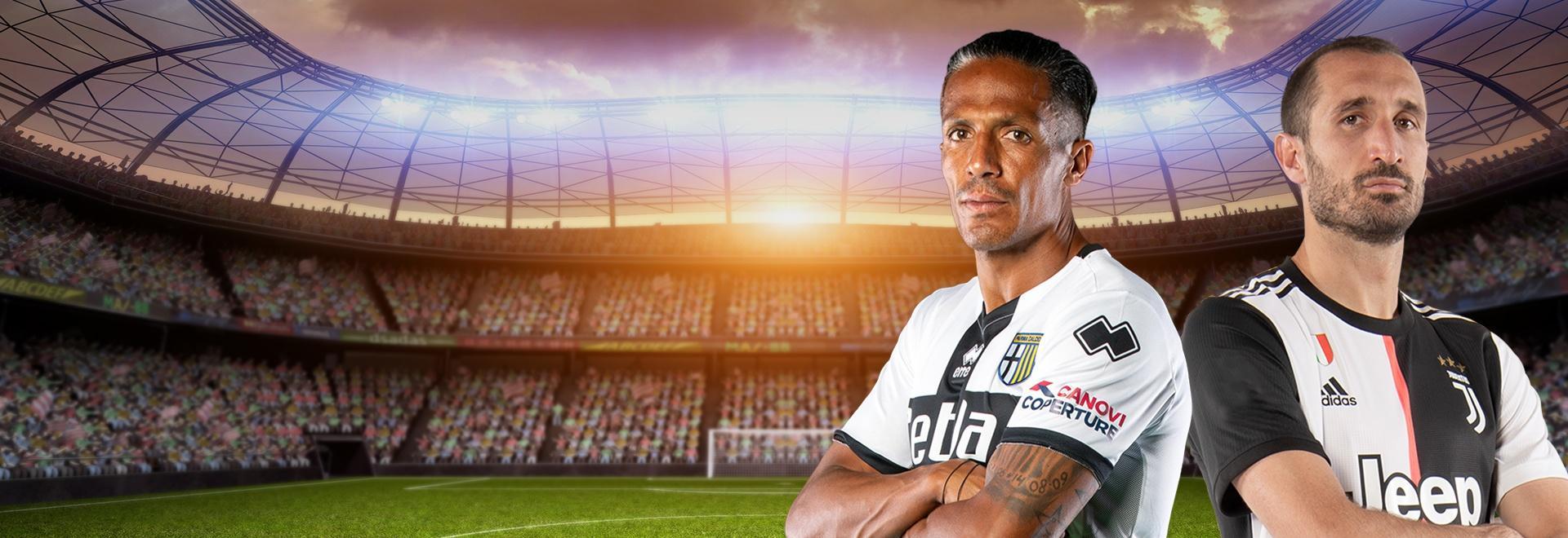 Parma - Juventus. 1a g.