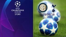 Inter - Tottenham 18/09/18